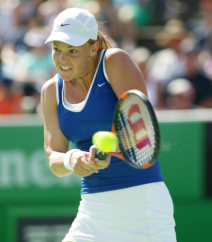 Lindsay Davenport, Australian Tennis Open 2004, Melbourne, Australia