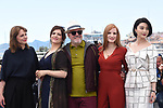 Maren Ade, Pedro Almodovar, Jessica Chastain, Fan Bingbing, Agnès Jaoui