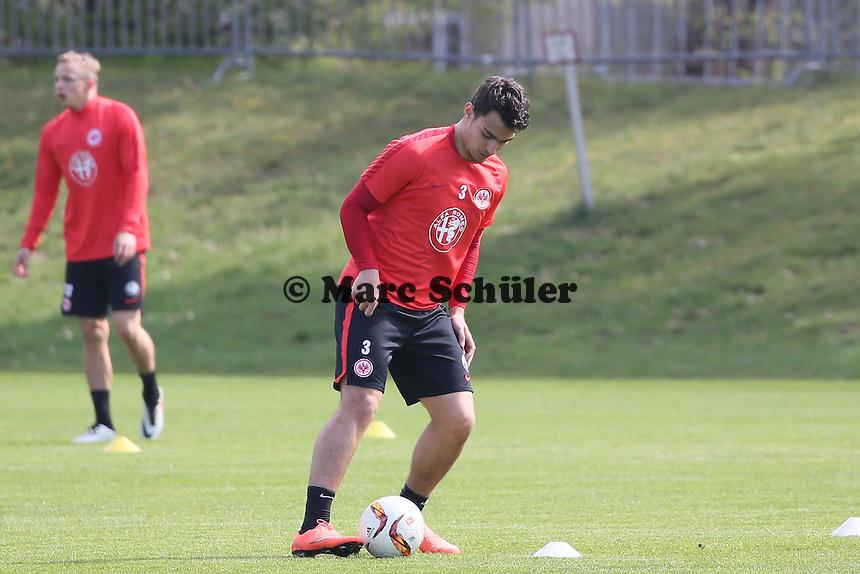 Kaan Ayhan - Eintracht Frankfurt Training, Commerzbank Arena