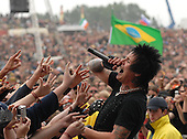Jun 10, 2007: PAPA ROACH - Download Festival Day3 - Donington Park UK