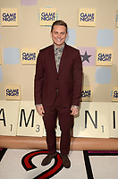 "LOS ANGELES - FEB 21:  Billy Magnussen at the ""Game Night"" Premiere at the TCL Chinese Theater IMAX on February 21, 2018 in Los Angeles, CA"