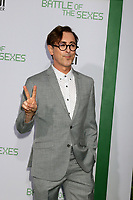"""LOS ANGELES - SEP 16:  Alan Cumming at the """"Battle of the Sexes"""" LA Premiere at the Village Theater on September 16, 2017 in Westwood, CA"""
