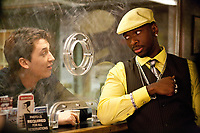 Will Davis (Miles Teller) and Skeezy D (Jay Pharoah)