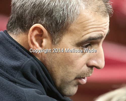 Tom Anastos was in attendance as his Spartans played BU and Lowell. - The Boston College Eagles defeated the visiting Cornell University Big Red 6-2 on Friday, October 24, 2014, at Kelley Rink in Conte Forum in Chestnut Hill, Massachusetts.