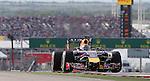 Formula 1 United States Grand Prix 2014, 31.10.-02.11.14<br /> Sebastian Vettel (GER#1), Infiniti Red Bull Racing<br /> Foto &copy; nordphoto /  Bratic
