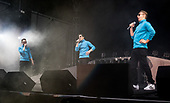 The Lonely Island; Live: 2018<br /> Photo Credit: JOSH WITHERS/ATLASICONS.COM