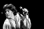 Rolling Stones 1970's Mick Jagger