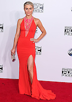 LOS ANGELES, CA, USA - NOVEMBER 23: Julianne Hough arrives at the 2014 American Music Awards held at Nokia Theatre L.A. Live on November 23, 2014 in Los Angeles, California, United States. (Photo by Xavier Collin/Celebrity Monitor)