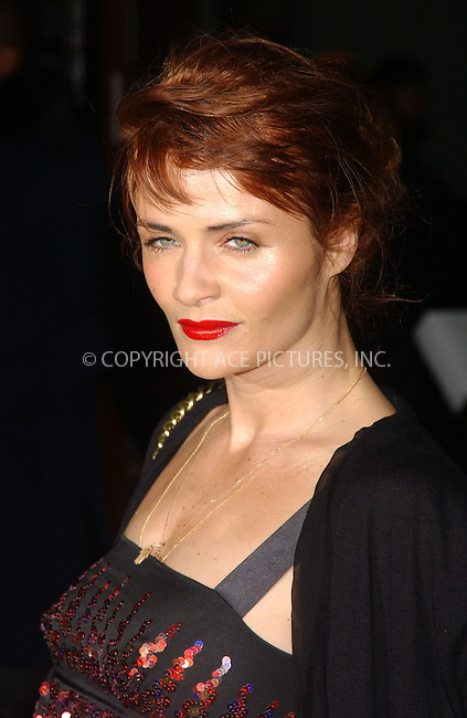 WWW.ACEPIXS.COM . . . . . ....February 5, 2007, New York City. ....Helena Christensen attends Marc Jacobs Show during the Mercedes-Benz Fashion Week Fall 2007 - Day 4 at Bryant Park.....Please byline: KRISTIN CALLAHAN - ACEPIXS.COM.. . . . . . ..Ace Pictures, Inc:  ..(212) 243-8787 or (646) 769 0430..e-mail: info@acepixs.com..web: http://www.acepixs.com