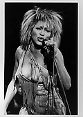 Mar 1985: TINA TURNER - Private Dancer Tour Wembley Arena London