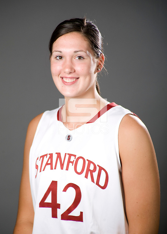 Sarah Boothe of the Stanford basketball team.