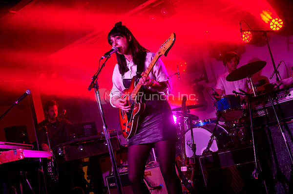 AUSTIN, TX - MARCH 15: Deep Sea Diver perform at the Main at SXSW 2017 on March 15, 2017 in Austin, Texas. Credit: Tony Nelson/MediaPunch