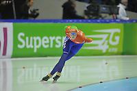 SCHAATSEN: HEERENVEEN: 27-12-2013, IJsstadion Thialf, KNSB Kwalificatie Toernooi (KKT), 3000m, Jorien ter Mors, ©foto Martin de Jong