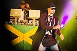 Sean Paul concert during de Festival of Scenes sur Sambre, 29 august 2015, Thuin, Belgium