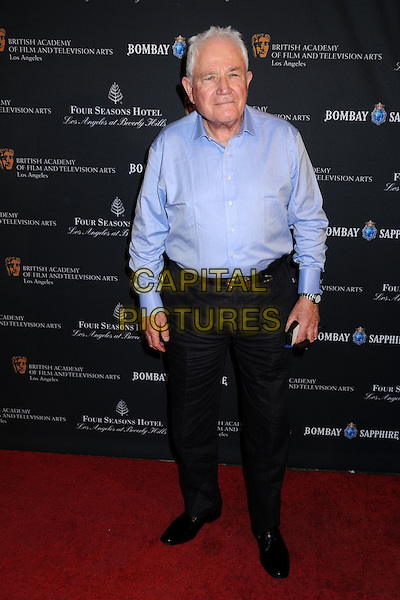 DAVID SEIDLER .17th Annual BAFTA Los Angeles Awards Season Tea Party held at the Four Seasons Hotel, Beverly Hills, California, USA, 15th January 2011..full length blue shirt black trousers .CAP/ADM/BP.©Byron Purvis/AdMedia/Capital Pictures.