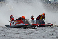 7-M and 11-T   (Outboard Hydroplanes)