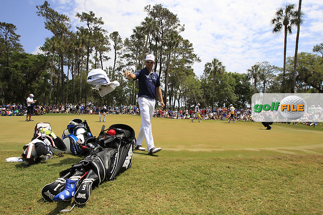 Zach Johnson (USA) during round 2 of the Players, TPC Sawgrass, Championship Way, Ponte Vedra Beach, FL 32082, USA. 13/05/2016.<br /> Picture: Golffile | Fran Caffrey<br /> <br /> <br /> All photo usage must carry mandatory copyright credit (&copy; Golffile | Fran Caffrey)