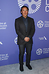 Jimmy Chin arrives at the Film at Lincoln Center's 50th Anniversary Gala on Monday April 29, 2019; in Alice Tully Hall at 1941 Broadway in New York, NY.