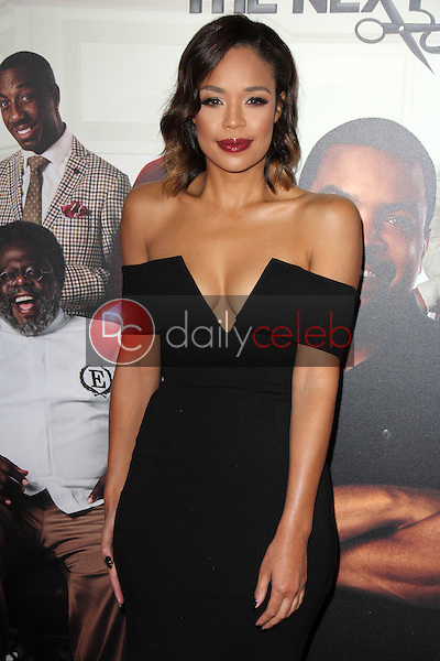 Sarah-Jane Crawford<br /> at the &quot;Barbershop The Next Cut&quot; Premiere, TCL Chinese Theater, Hollywood, CA 04-06-16<br /> David Edwards/Dailyceleb.com 818-249-4998