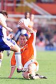 23/09/2000 Football League Division 3 Blackpool v Chesterfield<br /> <br /> 38249 Jaszczun<br /> <br /> &copy; Phill Heywood