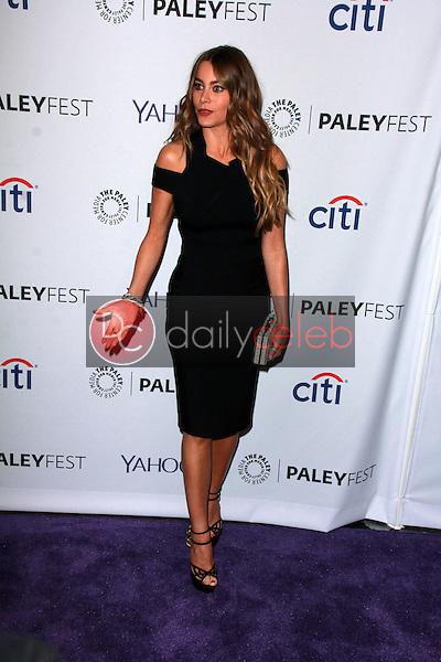 "Sofia Vergara<br /> at ""Modern Family"" at PaleyFEST 2015, Dolby Theater, Hollywood, CA 03-14-15<br /> David Edwards/DailyCeleb.Com 818-249-4998"