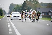 5 man breakaway group <br /> <br /> stage 3<br /> Euro Metropole Tour 2014 (former Franco-Belge)