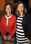 Andrea Cope and Nora Nagel at a dessert reception for Louis Gossett Jr. and the Anti-Defamation League at Chateau Carnarvon Tuesday Nov. 11, 2014.(Dave Rossman photo)