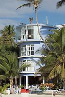 Dominikanische Republik, an der Playa de Boca Chica, 30 km östlich von Santo Domingo