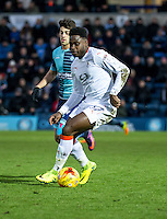 Pelly Ruddock of Luton Town during the Sky Bet League 2 match between Wycombe Wanderers and Luton Town at Adams Park, High Wycombe, England on the 21st January 2017. Photo by Liam McAvoy.