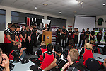 Counties Manukau Rugby Unions Junior Prize giving held at ECOLight stadium on Thursday October 22nd 2015. Photo by Richard Spranger