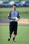24 August 2004: Pat Onstad before the game. The Kansas City Wizards defeated the San Jose Earthquakes 1-0 at Blue Valley District Athletic Complex in Overland Park, KS in a semifinal game in the 2004 Lamar Hunt U.S. Open Cup..