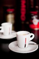 Italy - Naples - Kimbo Coffee