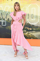 "Jacqui Ritchie<br /> arriving for the ""Once Upon a Time... in Hollywood"" premiere, Leicester Square, London<br /> <br /> ©Ash Knotek  D3514  30/07/2019"