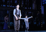 Ben Fankhauser at Curtain Call - The Newsies at The Paper Mill Playhouse on October 2, 2010 in Millburn, New Jersey with current cast members and cast members of the film. It was a day of events to all devoted fans of Newsies - Radio Disney at 4 pm, executive reception for members of the original cast of Newsies (the movie) followed by a talkback, Q&A in the theater - all this followed by the evening performance of Newsies with the Curtain Call, old cast meets new cast and a cast photo of all. (Photo by Sue Coflin/Max Photos)