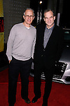 """HOLLYWOOD, CA. - November 09: Composer James Newton Howard and Producer Marshall Herskovitz arrive at the 2008 AFI Film Festival Presents """"Defiance"""" at The ArcLight Cinemas on November 9, 2008 in Hollywood, California."""