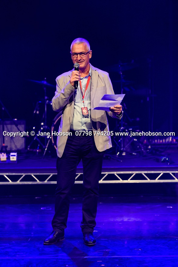 Assembly Festival Gala Launch at the Edinburgh Festival Fringe. Assembly presents a showcase of a number of productions and acts to launch their Fringe 2019, at the Assembly Hall, Edinburgh. Picture shows: William Burdett-Coutts.
