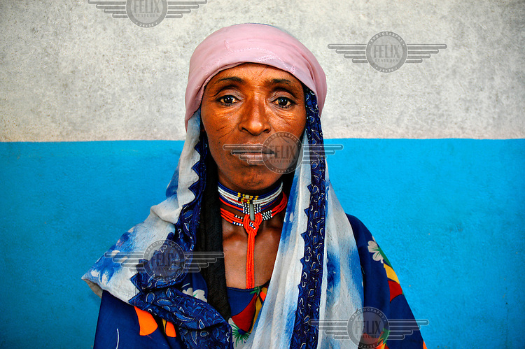 A woman from the Fentale district..
