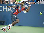 Donald Young, (USA) loses to Blaz Kavcic (SLO) 7-5, 6-4, 6-4