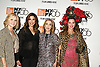 Kara Ross, Jo Champa, Susan Rockefeller and Leslie Zemeckis attend &quot;The Times of Bill Cunningham&quot;  World Premiere on October 11, 2018 at the 56th New York Film Festival in New York City, New York, USA.<br /> <br /> photo by Robin Platzer/Twin Images<br />  <br /> phone number 212-935-0770