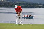 Francesco Molinari putts on the 4th green during the Final Day of the 3 Irish Open at the Killarney Golf & Fishing Club, 1st August 2010..(Picture Eoin Clarke/www.golffile.ie)