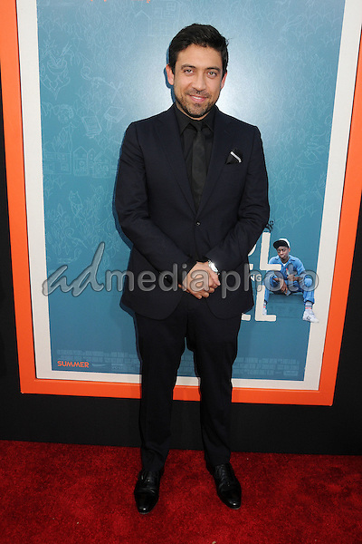 "3 June 2015 - West Hollywood, California - Alfonso Gomez-Rejon. ""Me And Earl And The Dying Girl"" Los Angeles Premiere held at the Harmony Gold Theatre. Photo Credit: Byron Purvis/AdMedia"