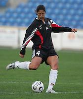 MAR 13, 2006: Faro, Portugal:  Stephanie Jones
