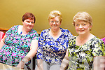 Attending the Positive Ageing Day at Knocknagoshel Community Centre on Friday wereAttending the Positive Ageing Day at Knocknagoshel Community Centre on Friday were: Marion Boyle, Mary Anne Healy and Anne O'Connor from Currow Active Retired.