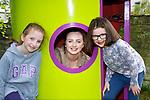 Grace, Amy and Orla Naughton Killorglin at K Fest Arts and Music festival in Killorglin on Sunday