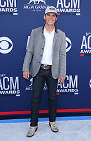 07 April 2019 - Las Vegas, NV - Granger Smith. 54th Annual ACM Awards Arrivals at MGM Grand Garden Arena. Photo Credit: MJT/AdMedia<br /> CAP/ADM/MJT<br /> &copy; MJT/ADM/Capital Pictures