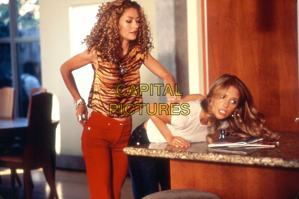 REBECCA GAYHEART & SARAH MICHELLE GELLAR.in Harvard Man.Filmstill - Editorial Use Only.Ref: FB.www.capitalpictures.com.sales@capitalpictures.com.Supplied By Capital Pictures.