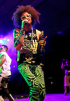 LMFAO performs at Billboard's Summer Blowout Concert at Pier 36 on August 11, 2011 in New York City. © mpi13 / MediaPunch Inc.