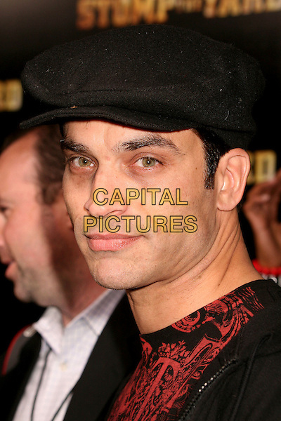 "JONATHON SCHAECH.""Stomp The Yard"" Los Angeles Premiere at Arclight .Cinemas, Hollywood, California, USA, 8 January 2007..portrait headshot cap hat.CAP/ADM/BP.©Byron Purvis/AdMedia/Capital Pictures."