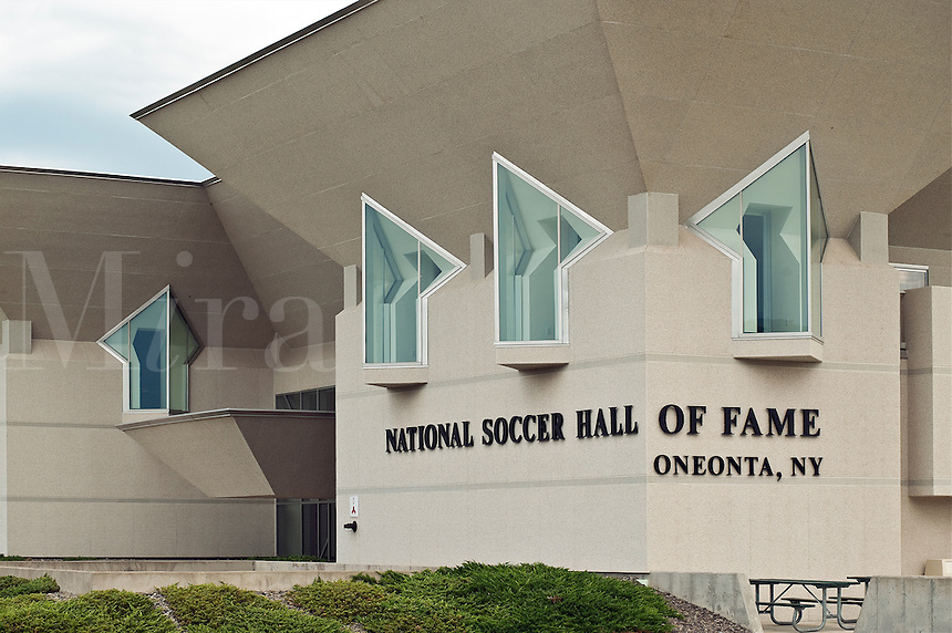 National Soccer Hall of Fame, Oneonta, New York