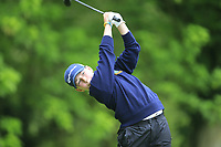 Neil Patterson (Baltinglass) during the Connacht U14 Boys Amateur Open, Ballinasloe Golf Club, Ballinasloe, Galway,  Ireland. 10/07/2019<br /> Picture: Golffile | Fran Caffrey<br /> <br /> <br /> All photo usage must carry mandatory copyright credit (© Golffile | Fran Caffrey)